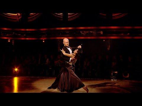 Jake Wood & Janette Manrara Waltz to 'Godfather Waltz' - Strictly Come Dancing: 2014 - BBC One