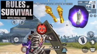 New Shield added to ROS 🛡 - and more! (Rules of Survival)