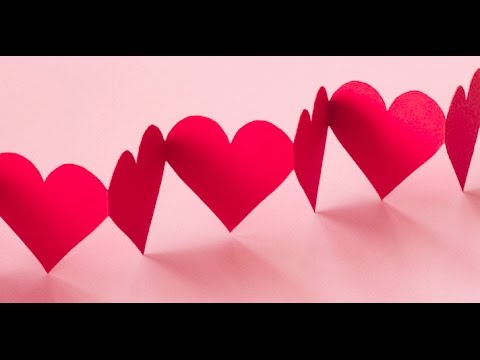 Diy Crafts Paper Heart Design Valentine 39 S Day And Room