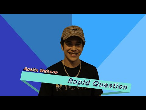 RAPID QUESTION Austin Mahone Mp3