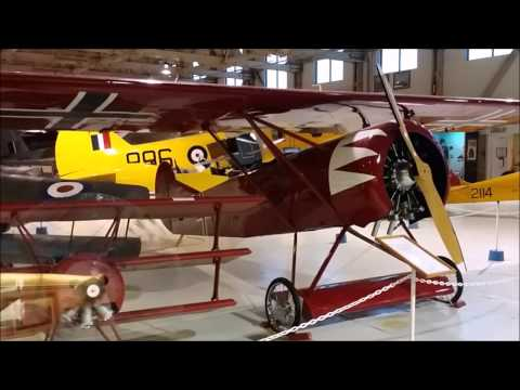 Alberta Aviation Museum Edmonton