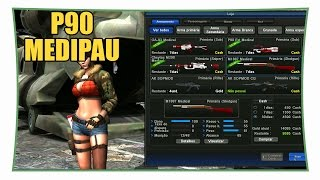 P90 MediPAU  - Point Blank