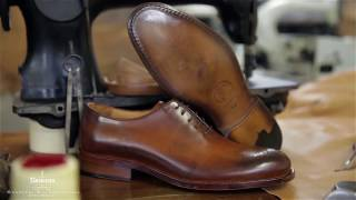 gia công giày thủ công