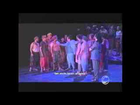 Bizet: Os Pescadores de Pérolas - I ato