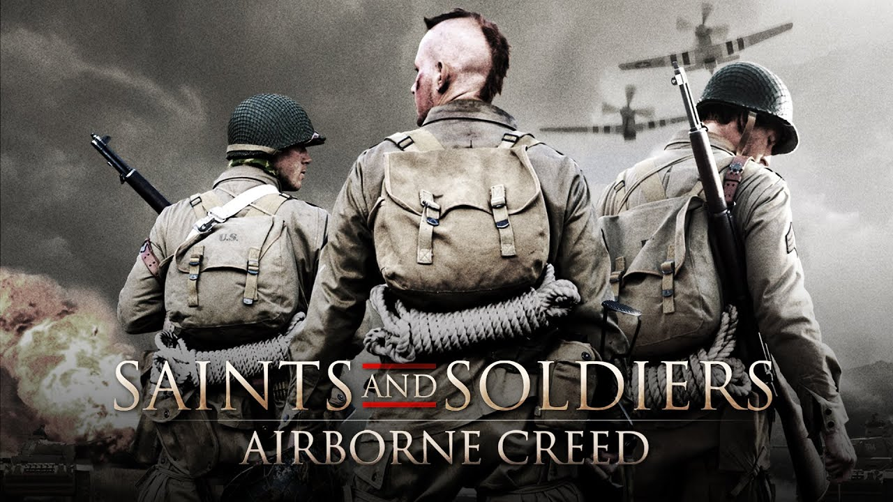 Full Movie: Saints and Soldiers: Airborne Creed