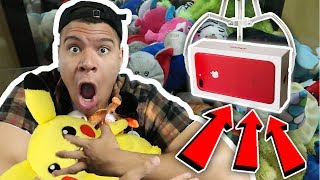 Game | FOUND A HACKED ARCADE CLAW GAME!! 100 WIN RATE ARCADE HACKS | FOUND A HACKED ARCADE CLAW GAME!! 100 WIN RATE ARCADE HACKS