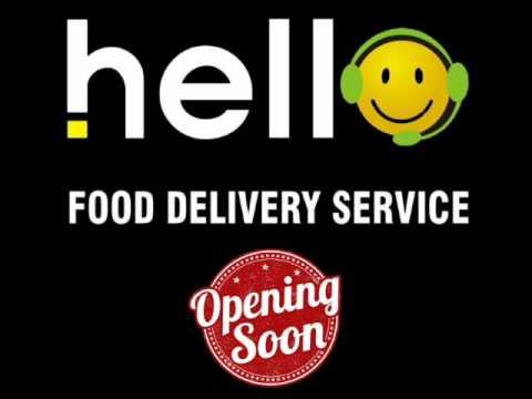 Hello Food Delivery Service - Surat