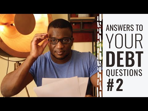 Answers To Your Debt Questions PART TWO - Overdrafts, Repossessions, Credit Cards, CCJs