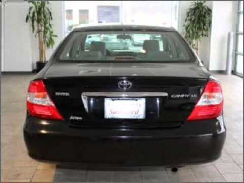 2004 Toyota Camry   New Haven CT