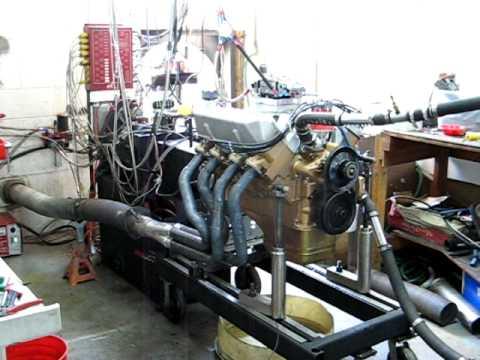 Ford 390 FE Stroker 445 inches, 547 horsepower