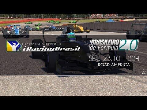 20ª Etapa - Brasileiro de Formula - Road America