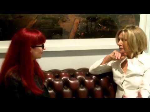 RAFW 2011: Carla Zampatti Spoke To Fashion Commentator Glynis Traill-Nash About Her 2011 Collection