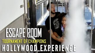 ESCAPE ROOM: TOURNAMENT OF CHAMPIONS – Hollywood Experience