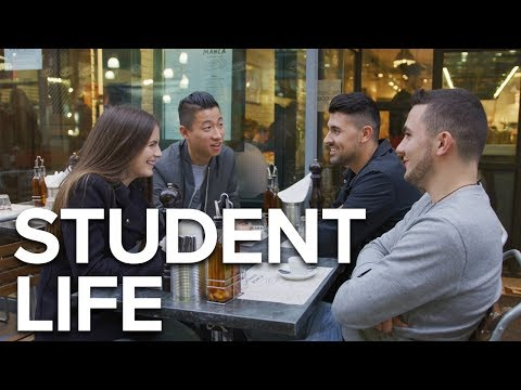 Student life at the University of Surrey