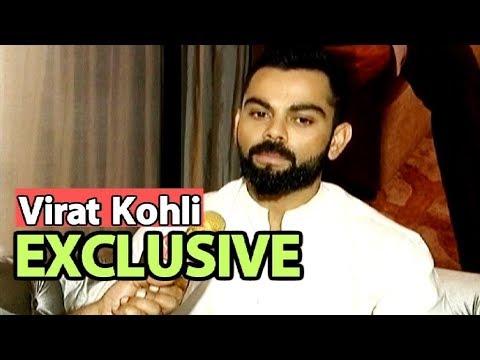 EXCLUSIVE: Fitness Is Part Of My Lifestyle Says Virat Kohli | Sports Tak