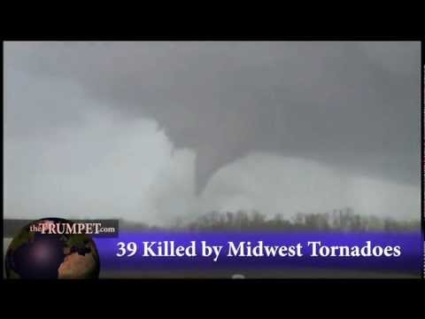 39 Killed by Midwest Tornadoes