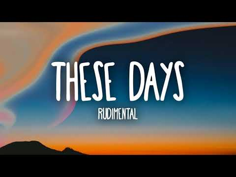 1 HOUR LOOP | Rudimental, Jess Glynne, Macklemore, Dan Caplen - These Days