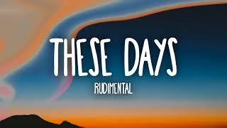 1 HOUR LOOP | Rudimental, Jess Glynne, Macklemore, Dan Caplen - These Days Video
