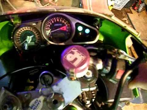 Kawasaki Zx R Carb Cleaning Diy