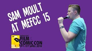 Sam Moult at MEFCC 2015
