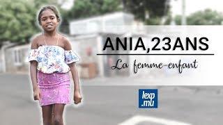 Condition médicale rare: Ania, 23 ans, enfermée dans le corps d'un enfant