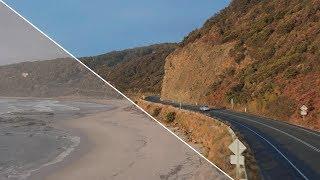 Blackmagic Ursa Mini 4.6K - Grading footage scene 1 of a short film