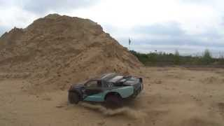 Traxxas Slash 4x4 with Desert Rat Body