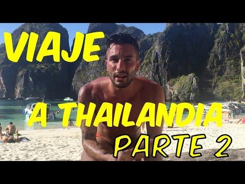 VIAJE A THAILANDIA 2  (PhiPhi Island) EL PARAISO... by Andrea Suárez ;)