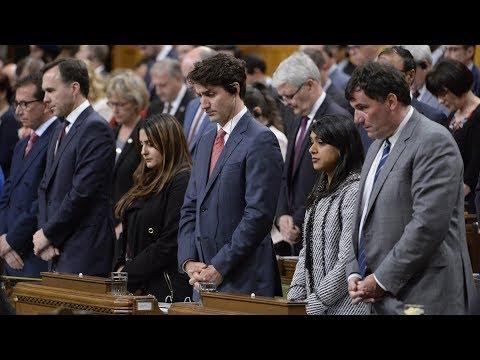 Members of Parliament remember victims of London attacks