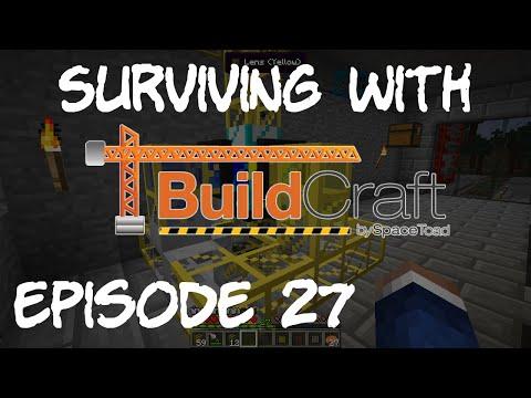 Surviving with Buildcraft 6, episode 27 - BC 6.3, lenses, filters, quartz gates and more!