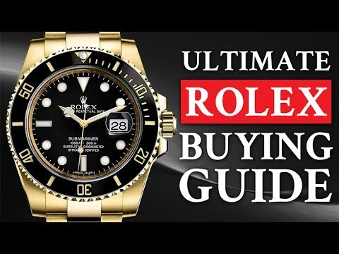 Ultimate Rolex Buying Guide: How To Buy A Luxury Watch | RMRS