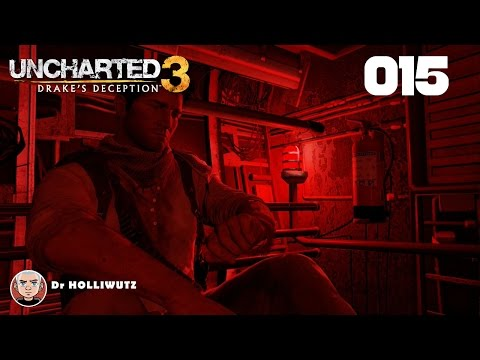 Uncharted 3 #015 - Blinder Passagier [PS4] Let's play Drake's Deception