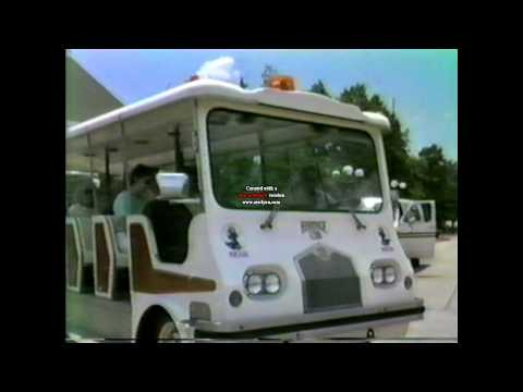 Early Home Video Footage of Heritage USA, July 1987 Vid 1