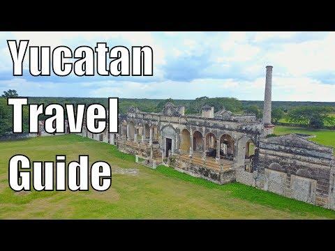 Yucatan, Mexico Travel Guide 2018- 10 AMAZING Things To DO ! (Mexico Travel Vlog)