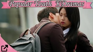 Video Top 20 Popular Youth  Korean Dramas 2016 download MP3, 3GP, MP4, WEBM, AVI, FLV Februari 2018