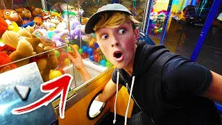 NEVER DO THIS AT THE ARCADE!! (kicked out) thumbnail