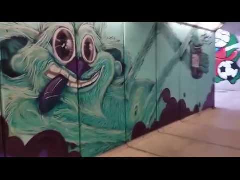 Tallinn street art 2015