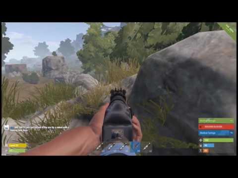 RUST - HOW TO GET YOUR GEAR BACK SOLO ( LOTS OF LOOT ) VANILLA