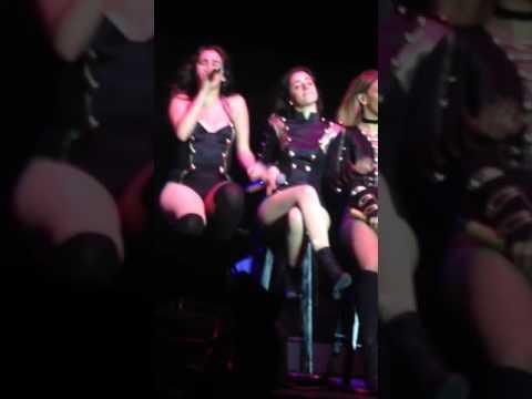 Fifth Harmony - We Know (Dublin) CAMREN