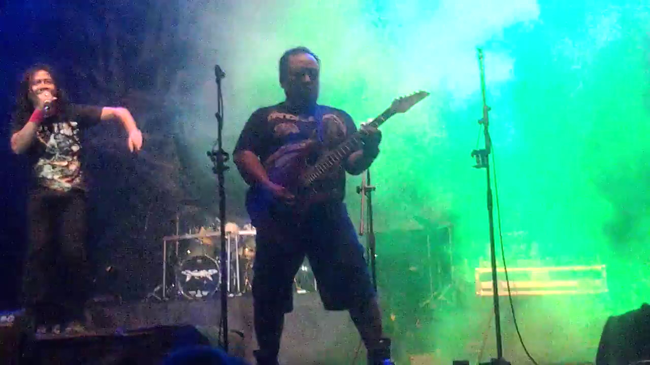 8. Dragonforce LIVE @Kridosono: Power Metal-Satu Jiwa - YouTube