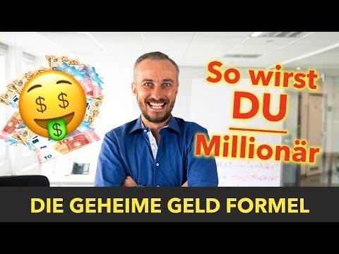 Schnell Millionär werden mit diesem Geheim-Trick!