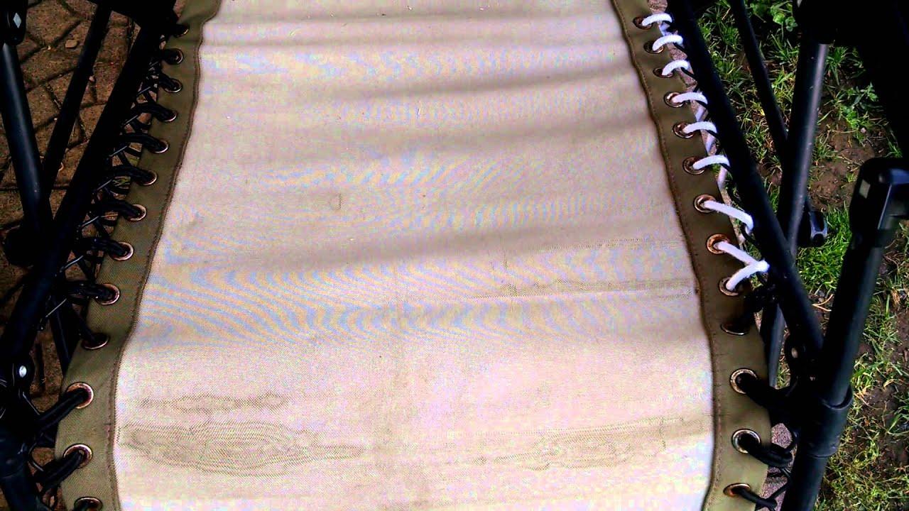Genial DIY How To Fix / Repair A Zero Gravity Chair