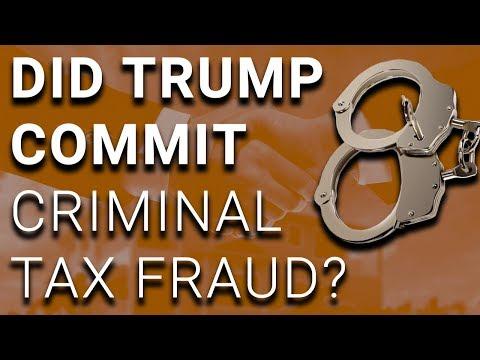 WHOA: Trump Real Estate Deal Looks Like Criminal Tax Fraud