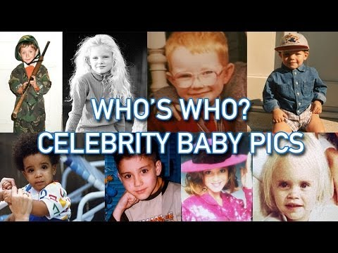 21 Celebrity Baby Photos That Will Melt...