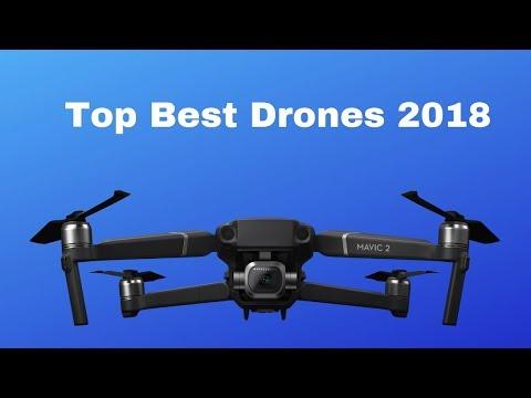 Top Best Drones 2018