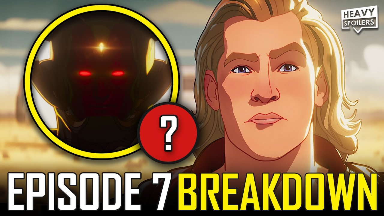 Download Marvel WHAT IF Episode 7 Breakdown & Ending Explained Review | Every Easter Eggs & Cameo You Missed