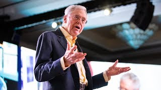 Charles Koch Challenges Businesses to Take the Next Step