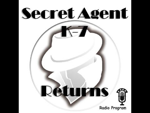 Secret Agent K-7 Returns - Foodstuffs