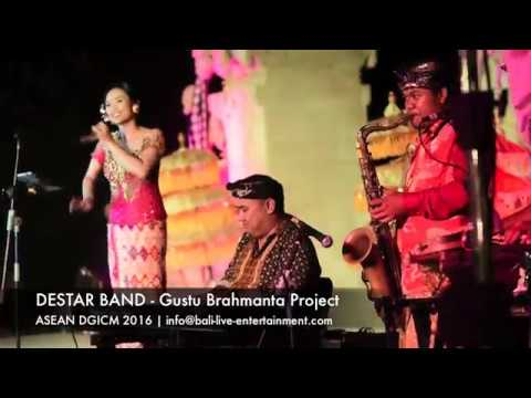 "DESTAR BAND BALI ""ILIR-ILIR | ASEAN DGICM 2016 at Discovery Kartika Plaza"