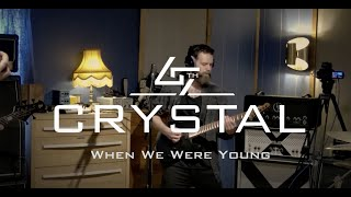"""Seventh Crystal – """"When We Were Young"""" – Live At NSL (Nordic Sound Lab)"""